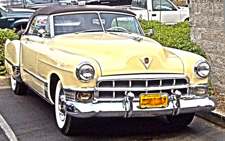 Classic Car owners in Santa Rosa, CA bring their cars like this 1949 Cadillac to Tristar Automotive for service and repair.