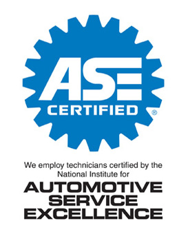 ASE Certified mechanics at Tristar Automotive