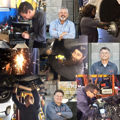 Tristar Automotive has a team of ASE certified professsional mechanics.